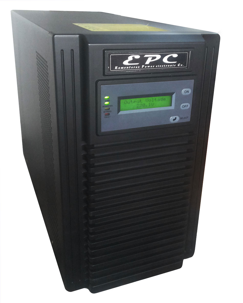 EPC  UPS ONLINE SMALL RATE SR SERIES